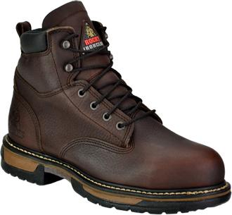 "Men's 6"" Rocky Work Boots 0005696"