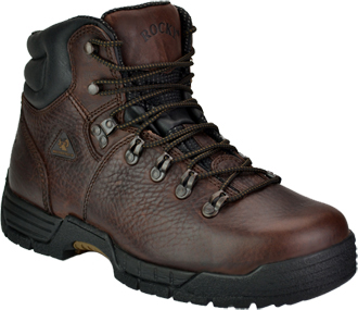 "Men's 6"" Rocky Waterproof Work Boots 7114"