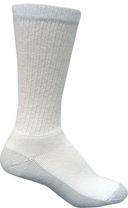 "Three Pair Magnum Sock Designed for ""Steel Toe"" Footwear Usage"