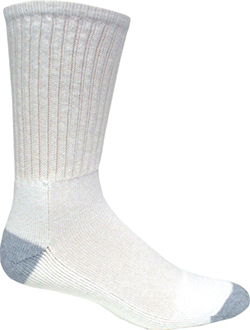 Six Pair Magnum Crew Socks
