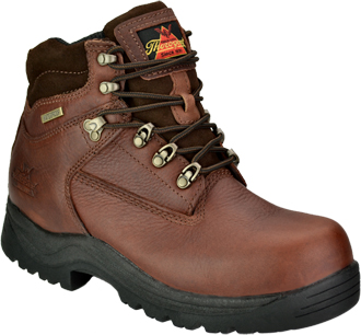"Men's Thorogood 6"" Composite Toe WP Hiker Work Boot 804-4900"