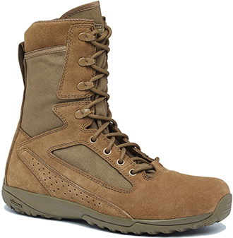 "Men's Tactical Research 8"" MINI-MIL Military Boots TR115"