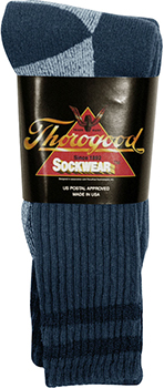Thorogood  3-Pack Coolmax Crew Socks 888-1009  |  USA Made