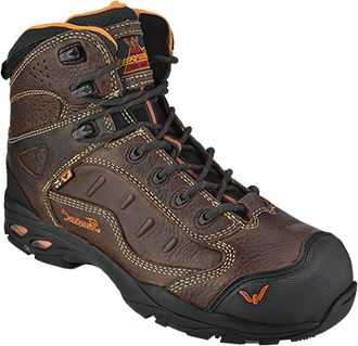 "Men's Thorogood 6"" Composite Toe Hiker Work Shoe 804-4037"