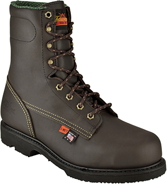 "Men's Thorogood 8"" Steel Toe Metguard Boot (U.S.A.) 804-4531"