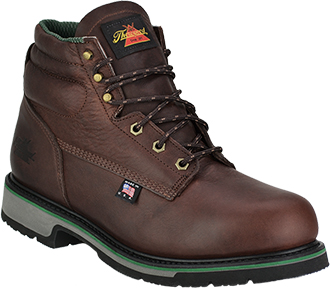 "Women's Thorogood 6"" Steel Toe Work Boot (U.S.A.) 804-4711-F"