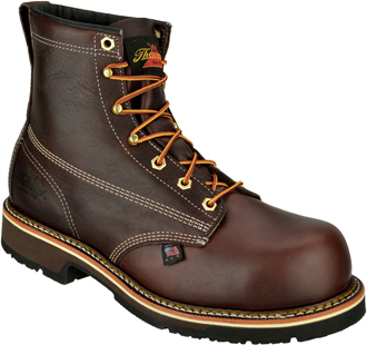 "Men's Thorogood 6"" EMPEROR Composite Toe Work Boot 804-4367 (USA Made)"