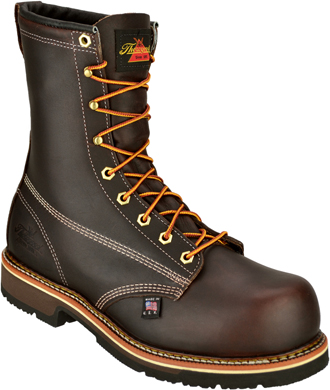 "Men's Thorogood 8"" EMPEROR Composite Toe Work Boot 804-4368 (USA Made)"