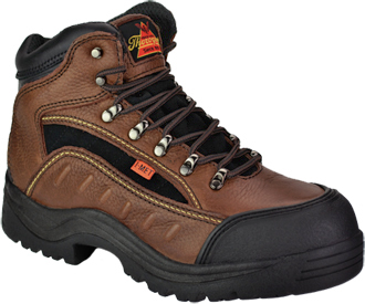 "Men's Thorogood 6"" Steel Toe Metguard Work Boot 804-4312"
