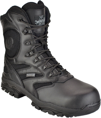 "Men's Thorogood 8"" Composite Toe WP Side-Zipper Work Boot 804-6191"