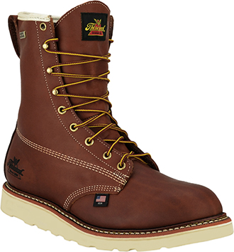 "Men's 8"" Thorogood Work Boots 814-4009"