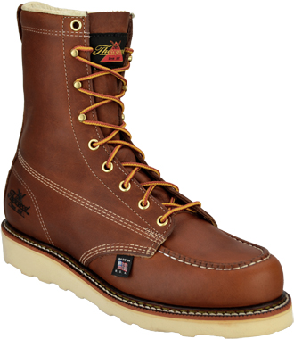 "Thorogood Men's 8"" Work Boot 814-4201 