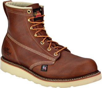 "Men's 6"" Thorogood Work Boots 814-4355"