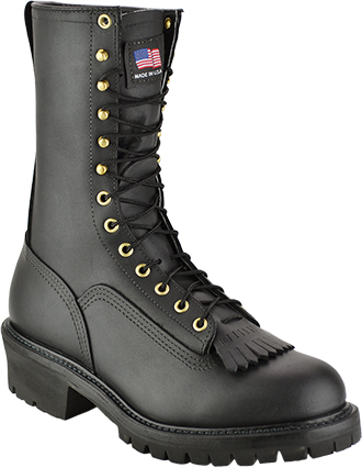 "Men's Thorogood 10"" Wildland Fire Boot 834-6371  (USA Made)"