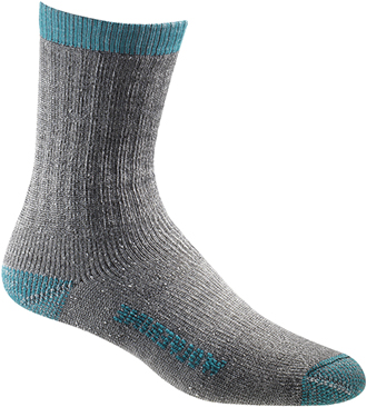 Women's Wolverine 2-Pair-Pack Merino Wool Sock W97927270-317  |  USA Made