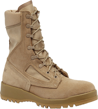 Women's Belleville Military Boots F390DES  -  USA Made