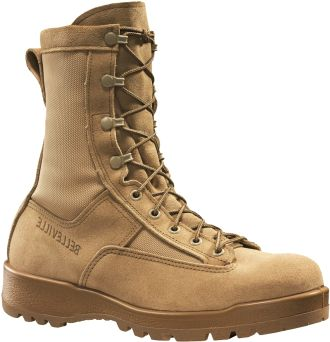 Women's Belleville Insulated Waterproof Military Boots F795  |  USA Made