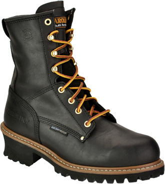 Women's Carolina Waterproof Logger Work Boots CA420