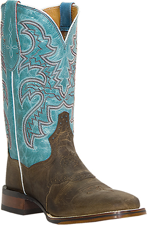 "Women's Dan Post 11"" Western Boots DP2863  