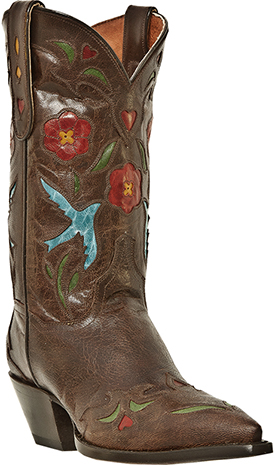 "Women's Dan Post 11"" Western Boots DP3284  
