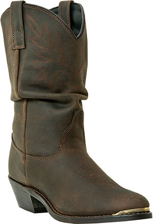 Women's Dingo Slouch Western Boots DI7542 | Marlee Boots