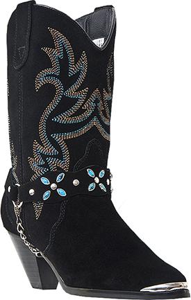 "Women's Dingo 7"" Western Boots DI 640 | Victoria Boots"
