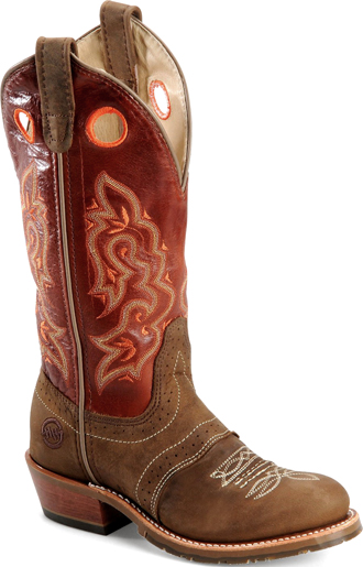 "Women's Double H 12"" Western Boot DH5256  
