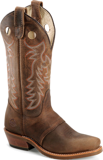 Women's Double H Western Boot DH5259  |  USA Made