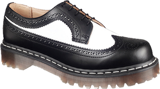 Women's Dr Martens 3989 Wingtip Brogue Bex Sole Shoes  | 398996019