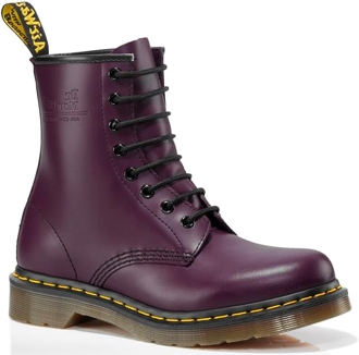 Women's Dr Martens Boots R11821500 - 1460 Boots