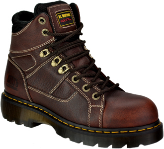 Women's Dr Martens Industrial Work Boots | R12722200 - Ironbridge