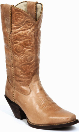 "Women's Durango 11"" Western Crush Work Boots RD3478"