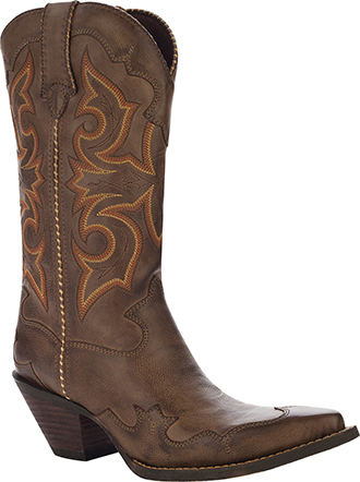 "Women's Durango 12"" Western Crush Work Boots RD5512"