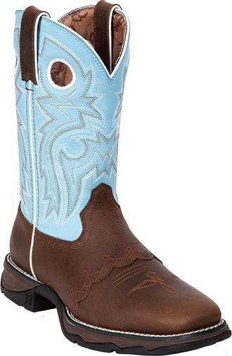 """Women's Durango 10"""" Western Flirt Work Boots RD3471"""