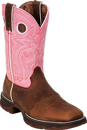 """Women's Durango 10"""" Western Flirt Work Boots RD3474"""