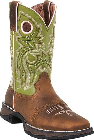 """Women's Durango 10"""" Western Flirt Work Boots RD3573"""