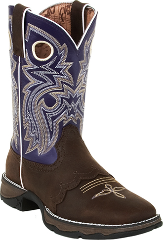 """Women's Durango 10"""" Western Flirt Work Boots RD3576"""