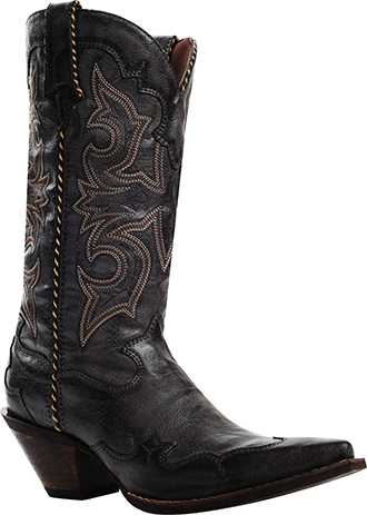 "Women's Durango 12"" Western Rock 'n Scroll Work Boots RD5514"