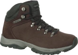 Women's Hi-Tec Waterproof Hiking Boots 40433 | Altitude Glide