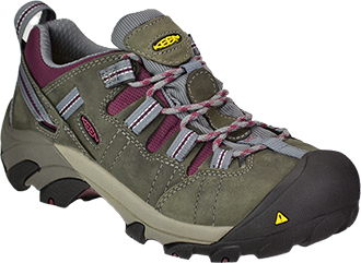 Women's Keen Steel Toe Work Shoe 1007016