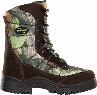 "Women's LaCrosse 8"" Waterproof & Insulated Hunting Boot 541019"