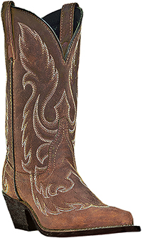 "Women's Laredo 9"" Western Boots 52094 