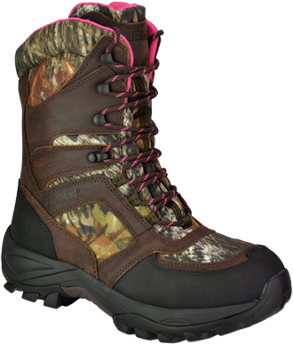 Women's Wolverine Waterproof & Insulated Work Boot W30061  |  Panther Boot