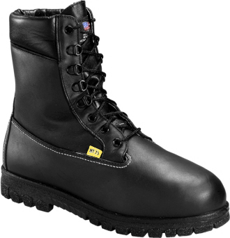 "Men's Work One 8"" Steel Toe Metguard WP/Insulated Work Boot (U.S.A.) 6809"