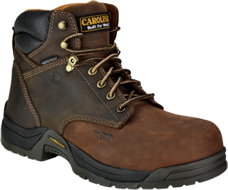 "Men's 6"" Carolina Classic Waterproof Work Boots CA5020"