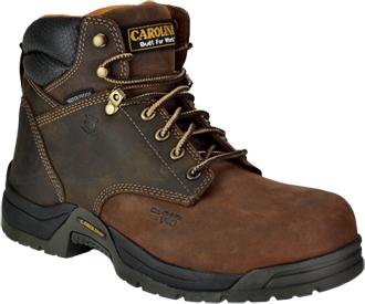 "Men's 6"" Carolina Classic Waterproof Work Boots CA5020"