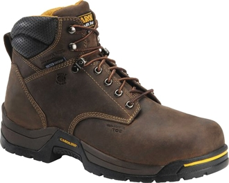 "Men's Carolina 6"" Classic Waterproof & Insulated Work Boots CA5021"