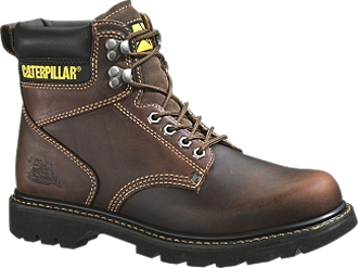 Men's Caterpillar Second Shift Work Boots P72365