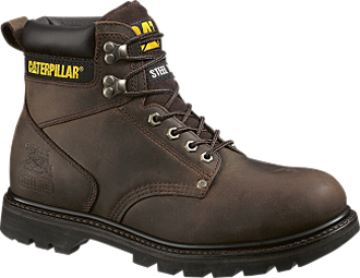 Men's Caterpillar Second Shift Work Boots P72593