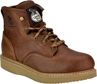 "Men's 6"" Georgia Boot Work Boot G6152"